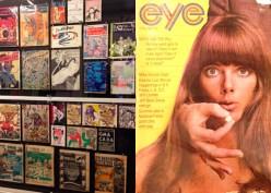 Exposição - Underground. Revues alternatives, une sélection mondiale de 1960 à aujourd'hui