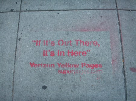Verizon Yellow Pages