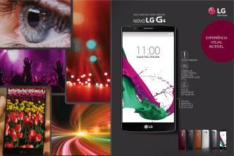 LG - G4 Key Visual