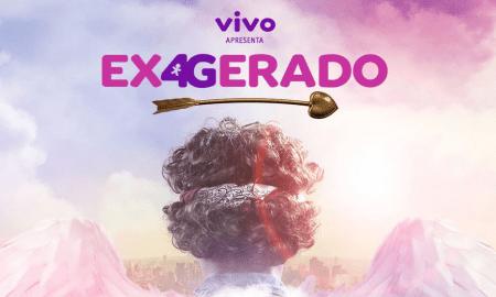 Cartaz do filme da Vivo Exagerado 3.0