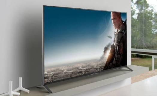 Tvs 4k - foto de divulgação Sony