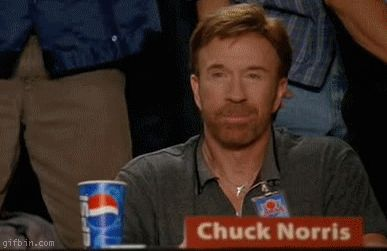 GIF Chuck Norris Approves
