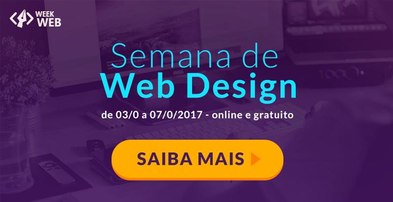 Week Web – Semana de Web Design