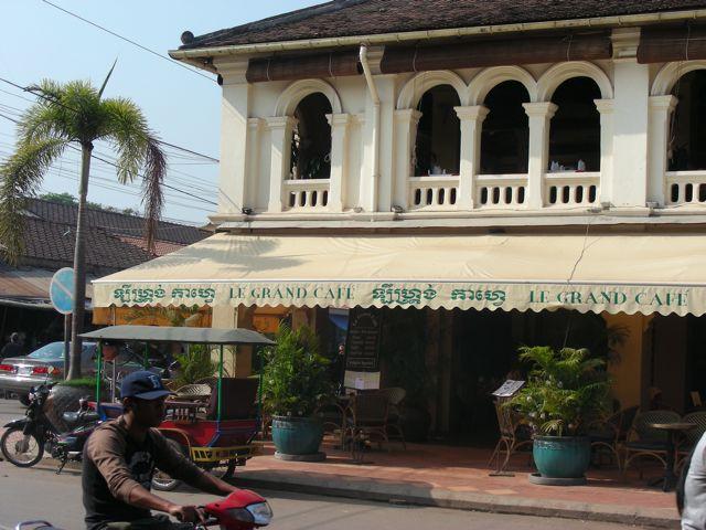 Le Grand Café à Siem Reap