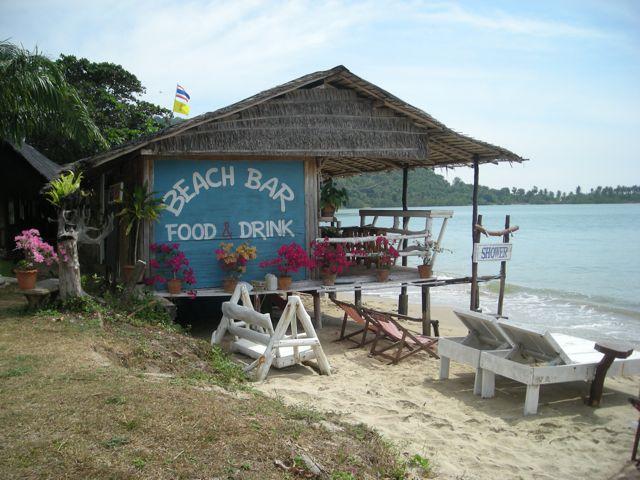 Hôtel de plage à Chumporn