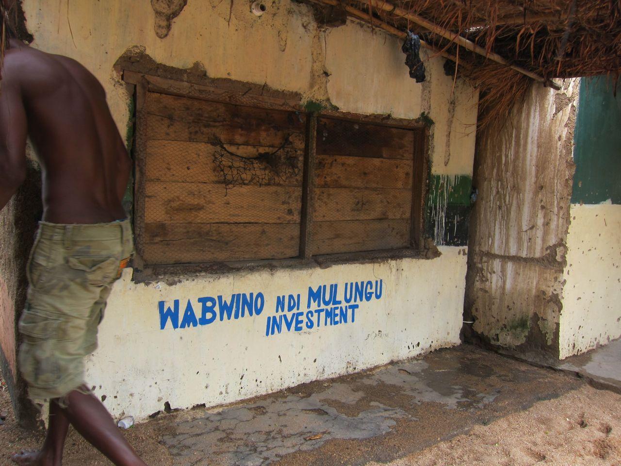 Wabwino ndi Mulungu investment