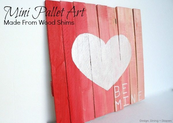DIY: Upcycled Valentine's Day Gifts ideas (avoid consuming!) | ecogreenlove