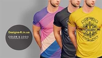 Бесплатные Mockup Шаблоны для футболки