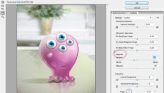 Рисуем монстрика в Adobe Photoshop