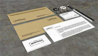 Бесплатные макеты PSD для брендинга и фирменного стиля