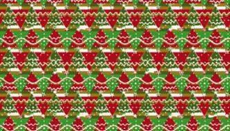 Бесплатные Паттерны на тему Рождественской Ёлки