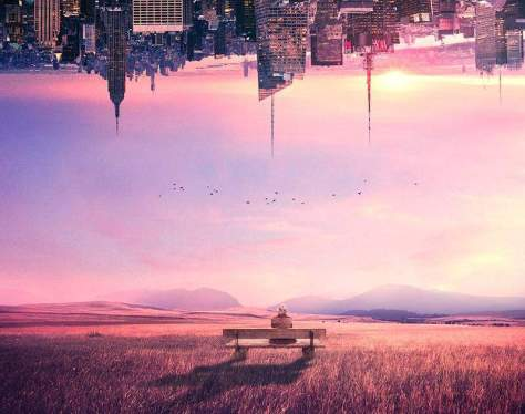 How to Create a Surreal Scene of an Upside Down City With Adobe Photoshop 29