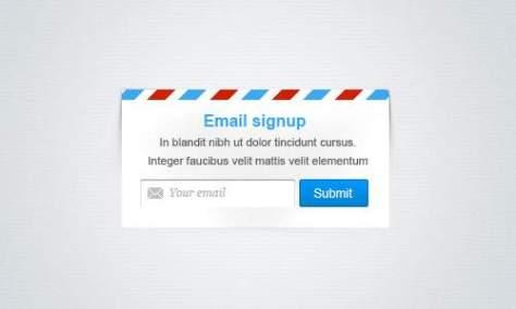 E-mail подписаться на фотошоп