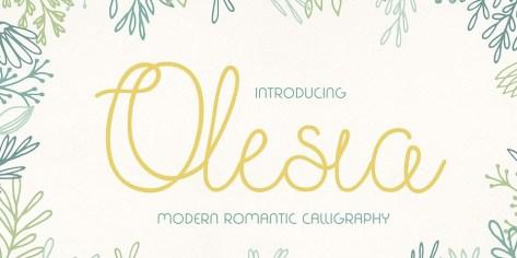Olesia Font