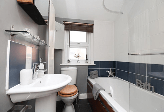Staged Bathroom - Colchester in Essex