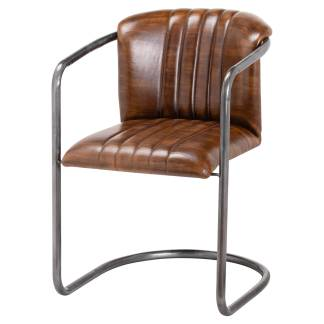 Billy Leather Dining Chair