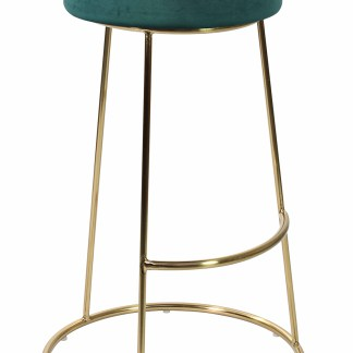 OPERA BAR STOOL DARK TEAL