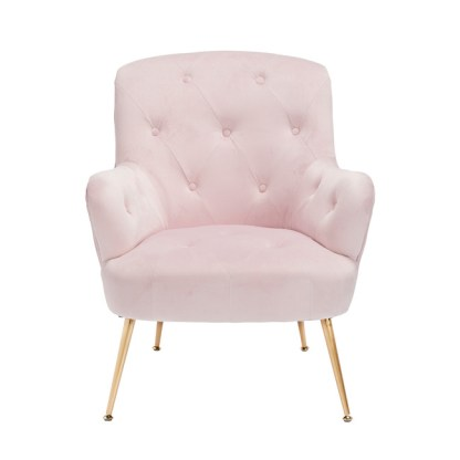 Aria chair in pink