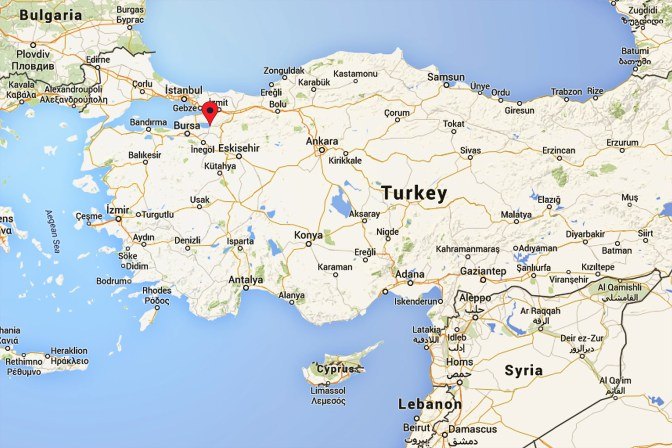 iznik-turkey