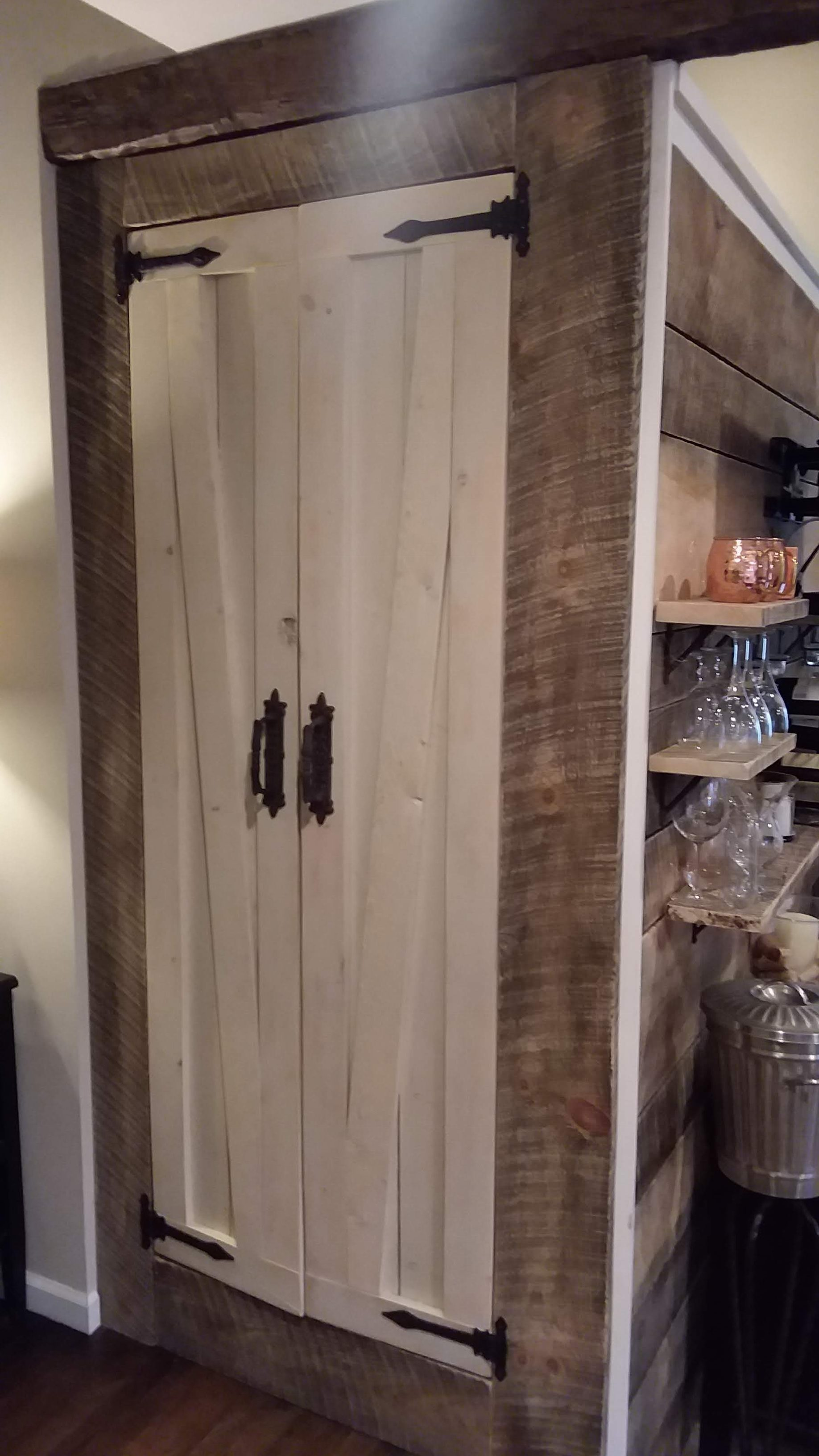 pantry and bar