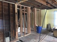 1893 House, 1800 Renovation, Renovation, Construction, Framing, House, Building, Old Construction, Renovation, Remodeling, Re-Framing, Master Suite Construction
