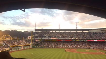 camping, tent camping, tents, lake, vacation, pennsylvania, summer vacation, weekend getaway, memories, making memories, Pittsburgh, PNC Park, Pup Night at the Park, Pup Night, Baseball Game