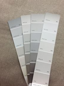 One Room Challenge, ORC week 2, Color Scheme, Paint Colors, Benjamin Moore Greige, Benjamin Moore Warm Grays, Benjamin Moore Warm Greys,