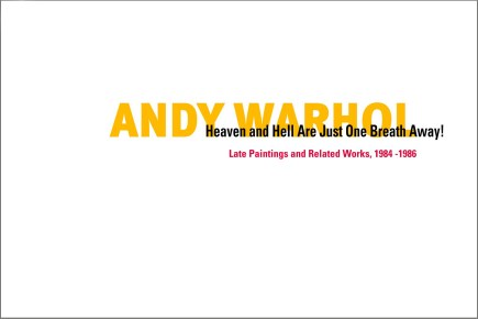 Andy Warhol: Page 1