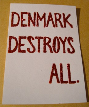 The Power of Denmark