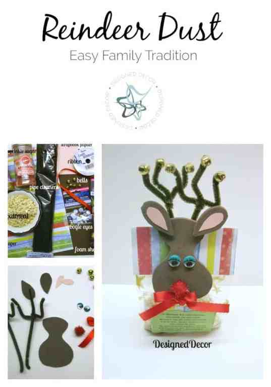 Reindeer Dust Holiday Craft
