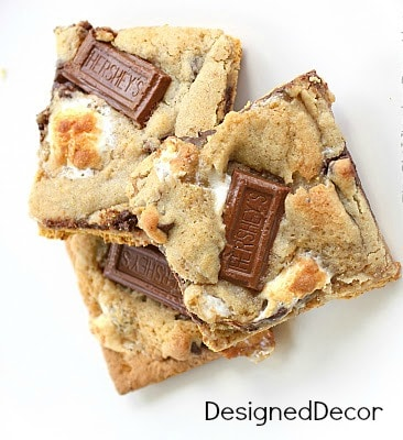 smores-cookies- Holiday Cookie Round-up
