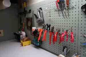 Work area 008