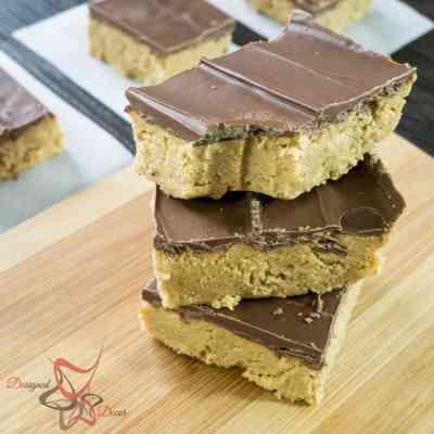 No Bake- Peanut Butter Bars