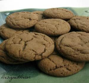 molasses cookies 044