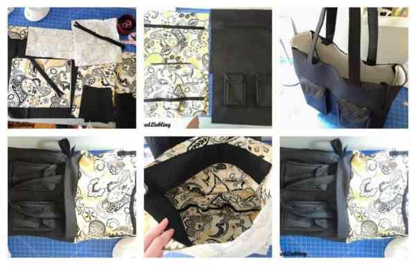 Making the Custom Tote Bag