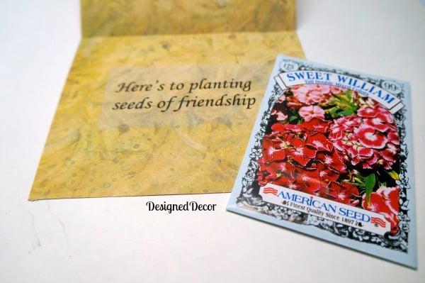 making easy friendship cards designed decor