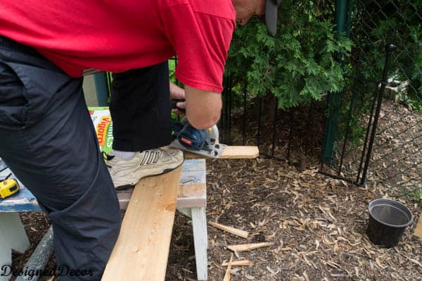 Building a raised garden bed-6