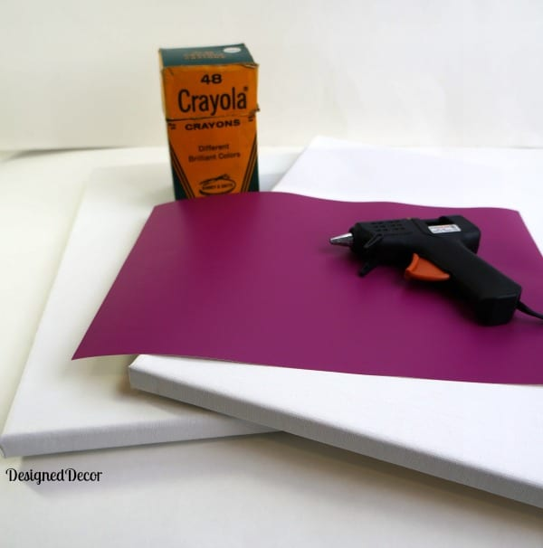 Crayon Art Supplies