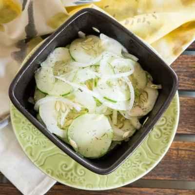 Cucumber Salad!
