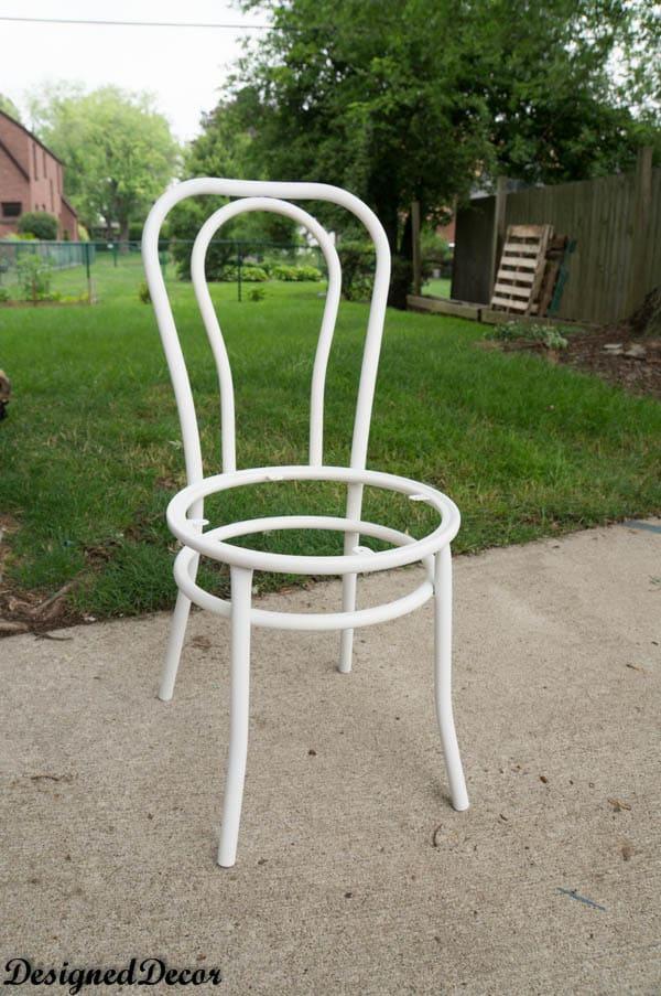 Repurposed Metal Chairs-1682