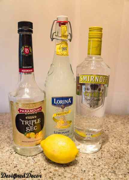 lorina prestige sparkling soda cocktail recipe-