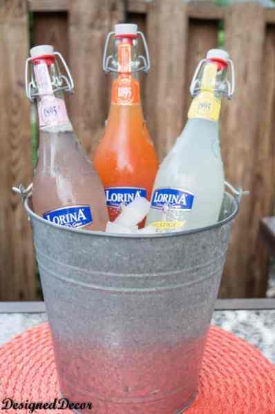 Lorina Prestige Sparkling Sodas