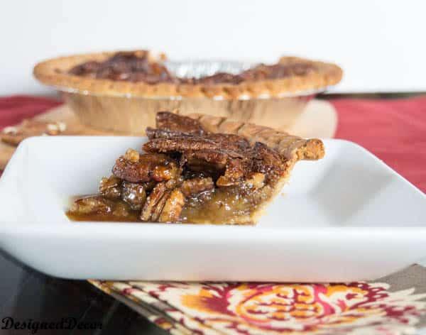 Georgia Pecan Pie recipe