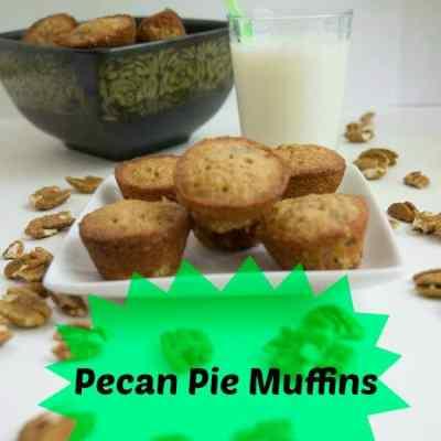 ~Pecan Pie Muffins!