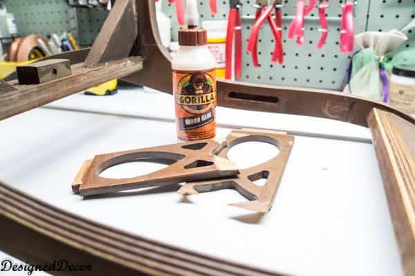 #GorillaGlue for all wood repairs