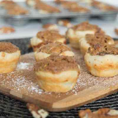 Pecan Tassies Recipe ~ Family Favorite!