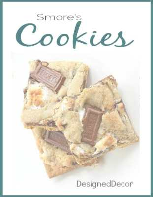 smores cookies
