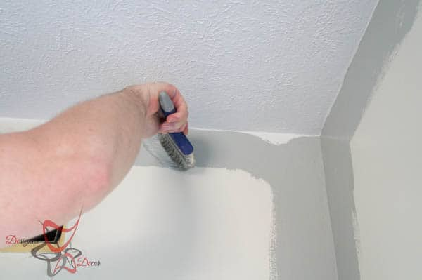 Painting the walls and trim-5-2