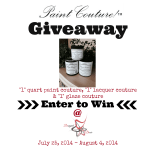 Paint Couture Giveaway