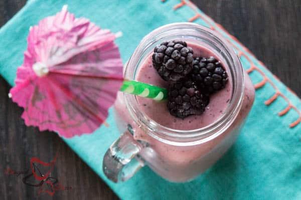 Coffee-mate- Fruit Smoothie~ #CMinspires #CGC
